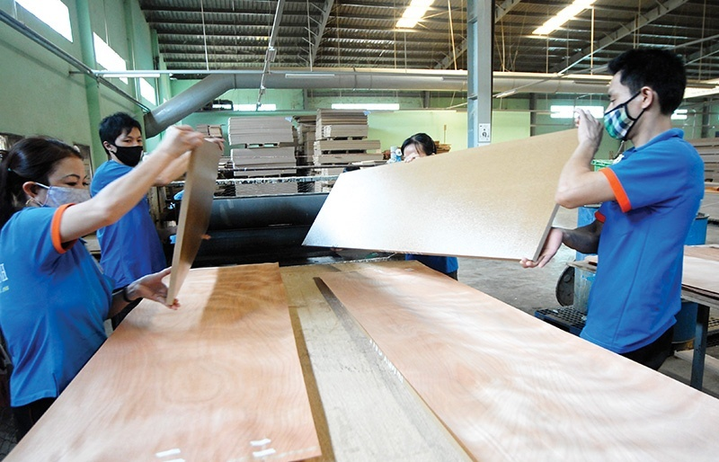 Timber deal clearing path for US trade