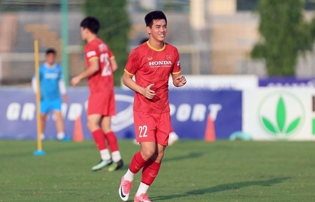 Vietnamese footballer wins AFC's player of the month title