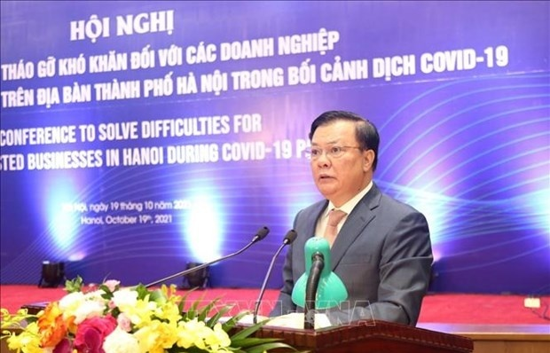 Hanoi tackles difficulties faced by foreign investors