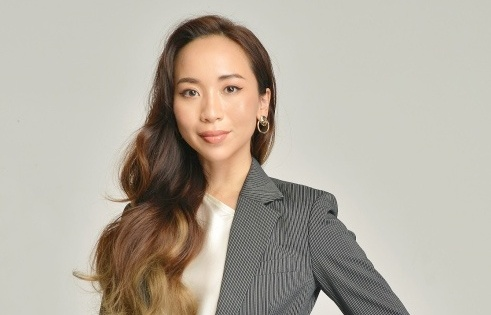 Denise Sandquist, one of the youngest female CEOs of a technology startup in Vietnam