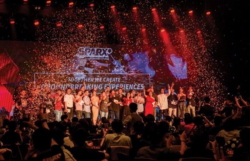 Vietnamese studio Sparx* awarded Best Companies to Work for in Asia 2021