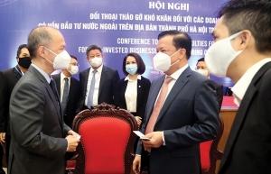 Hanoi rolls out red carpet for technology-led investors
