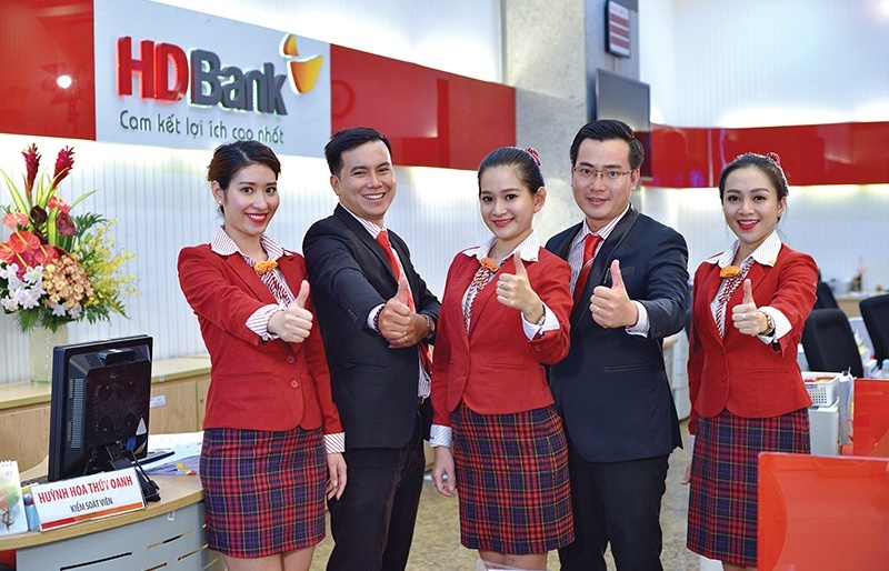HDBank honoured again as top company to work for