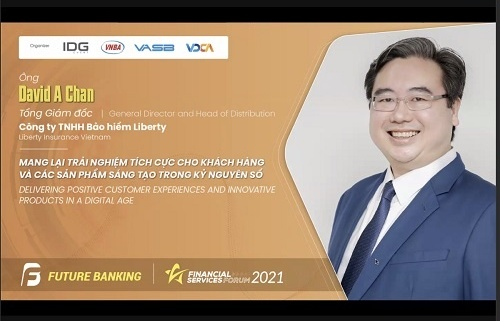 Liberty – the first non-life insurer in Vietnam cashes in twice at the Financial Services Awards 2021