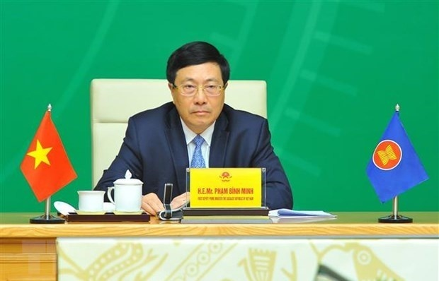 ASEAN in need of enterprises' proactiveness, creativity: Deputy PM