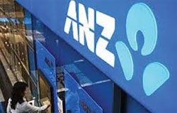 ANZ goes platinum with credit cards