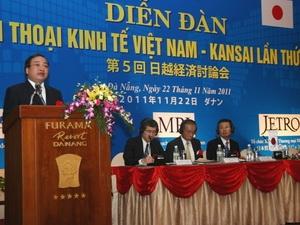 Vietnam-Kansai economic forum opens in Danang