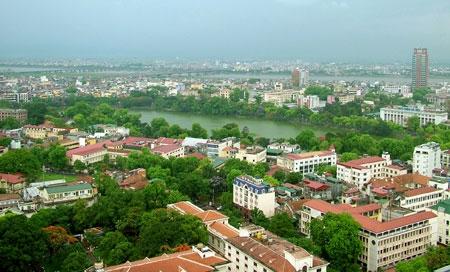 Vietnam looks towards 'green' cities