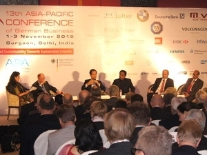 Vietnam attends regional conference of German businesses