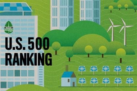 Autodesk ranks #6 among IT companies on Newsweek's Green Rankings