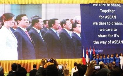 Vietnam takes big ASEAN role