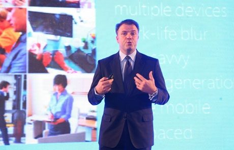 75 per cent of Asia Pacific organisations will adopt enterprise social tools