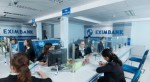 eximbank capitalisation shrinks by 22 million in a single day
