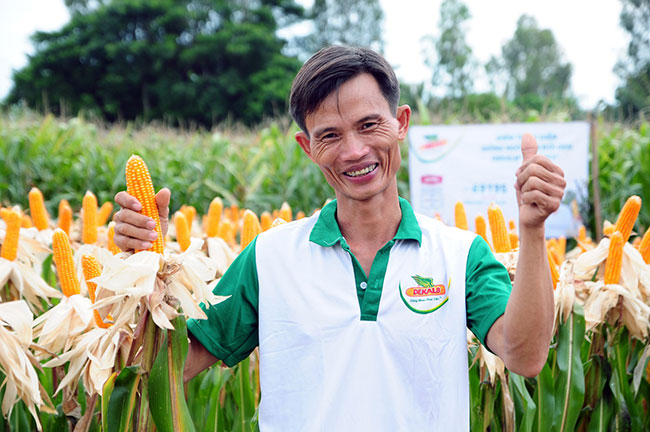 Local corn farmers empowered to plan future with confidence