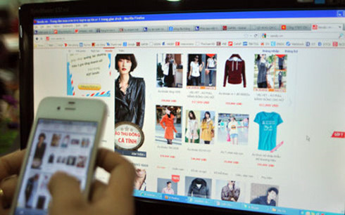 retail e-commerce small but growing in vietnam hinh 0