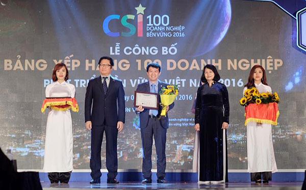 Bao Viet among Vietnam's Top 10 Sustainable Companies