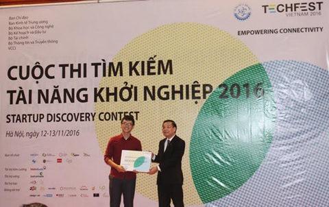 TechFest Vietnam 2016 winners receive Silicon Valley trip