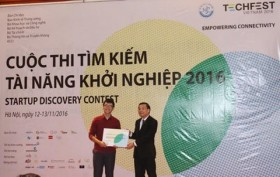 TechFest Vietnam 2016 winners receive Silicon Valley trip