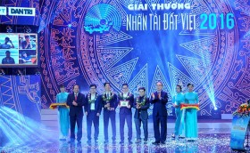 Nhan Tai Dat Viet Awards honours newest batch of winning innovators