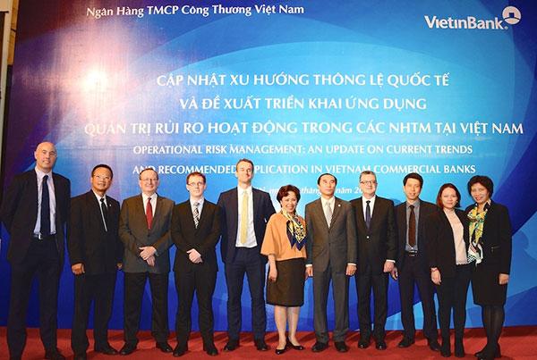 VietinBank to enhance operational risk management