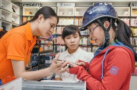 Vietnamese smartphone brands drop in popularity