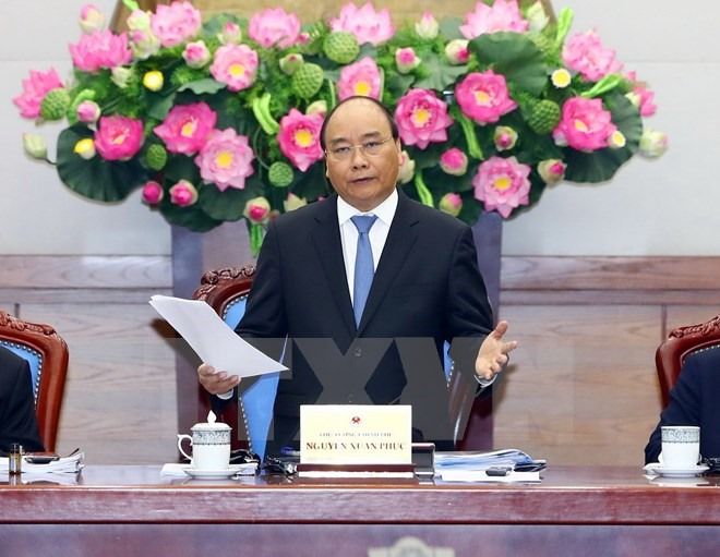 PM stresses flood relief, APEC security