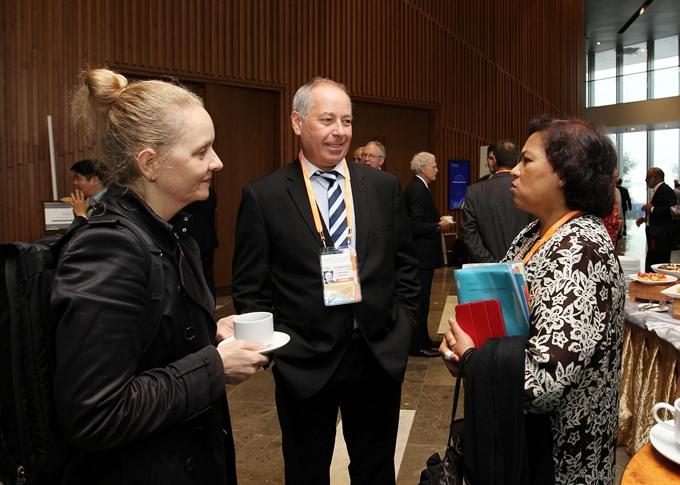 Businesses, APEC leaders to talk