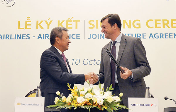 Vietnam Airlines:  Flying high with APEC