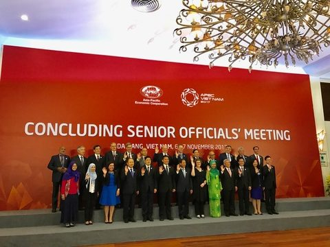 CSOM opens 2017 APEC Economic Leaders' Week