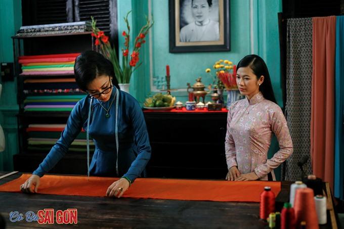 New film honours Việt Nam's timeless áo dài