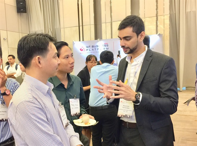Internet of Things to drive VN digital transformation