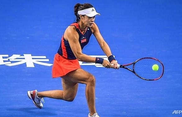'Too many matches' on WTA tour, laments tired Wang