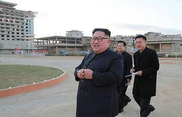 North Korean leader meets Cuban president in Pyongyang
