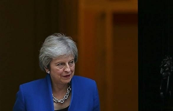 british pm eyes brexit endgame but not at any cost