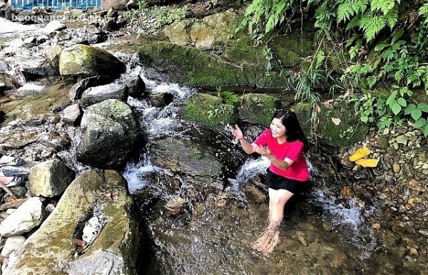 tuyen tung waterfall a highlight in quang ngai tourism