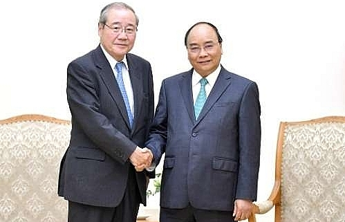 PM suggests Japan's bank enlarge credit scale in Vietnam