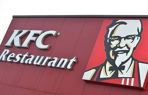 A KFC in Ukraine's revolutionary ground zero stirs protests