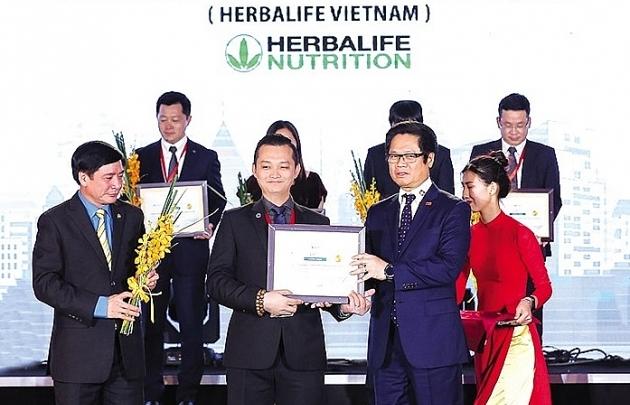 HERBALIFE VIETNAM: Impressive progress in sustainability