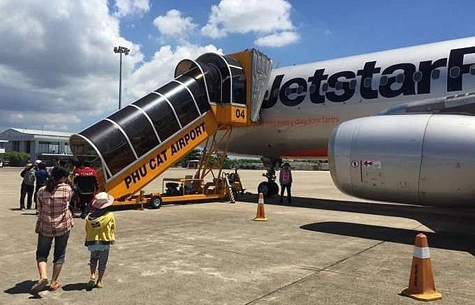 International flights to operate from Phu Cat