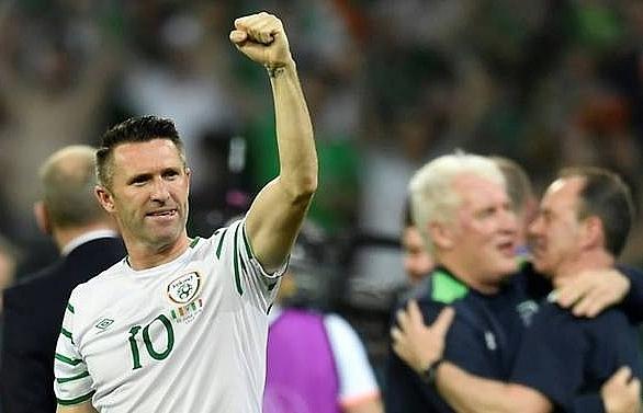 Ireland's icon Keane hangs up boots