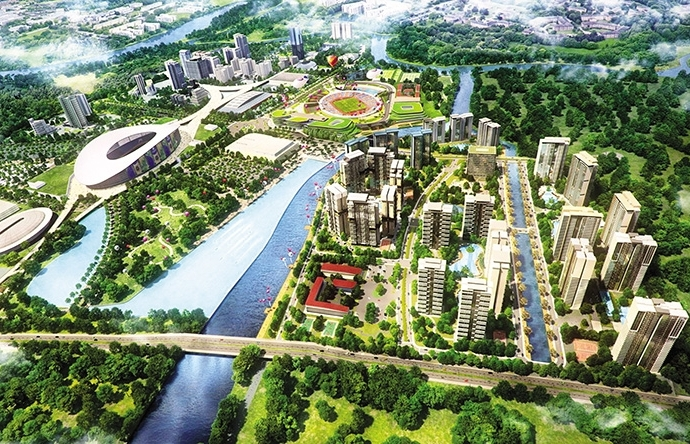 """""""Cities within cities"""" becoming more prevalent across Vietnam"""