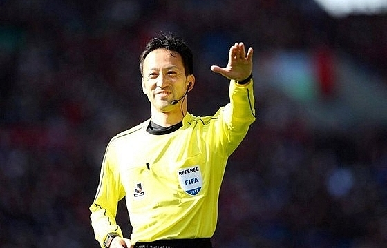 japanese referee to officiate at vietnam vs uae match