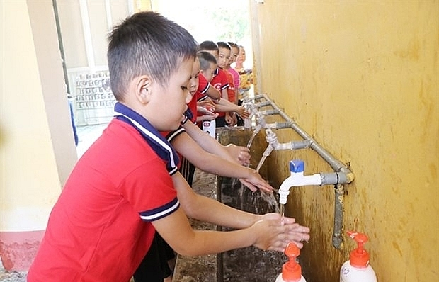 programme to provide clean water for mountainous areas