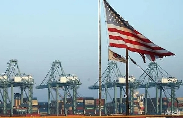trump trade war endangers 15m jobs ca ports study