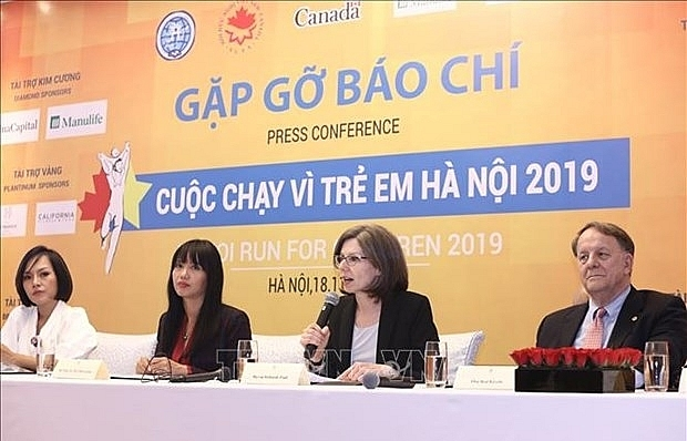 hanoi run for children 2019 to kick off in december