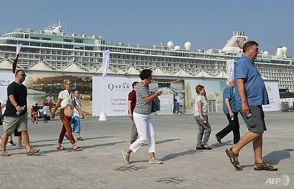 Qatar sign up floating hotels for World Cup