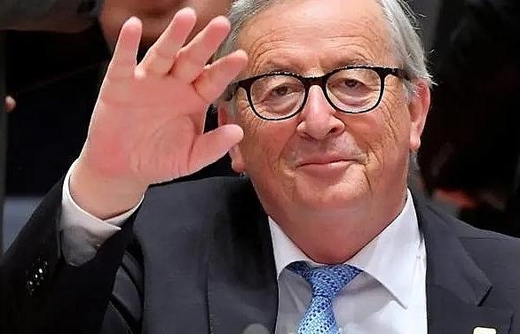 EU chief Juncker leaves hospital