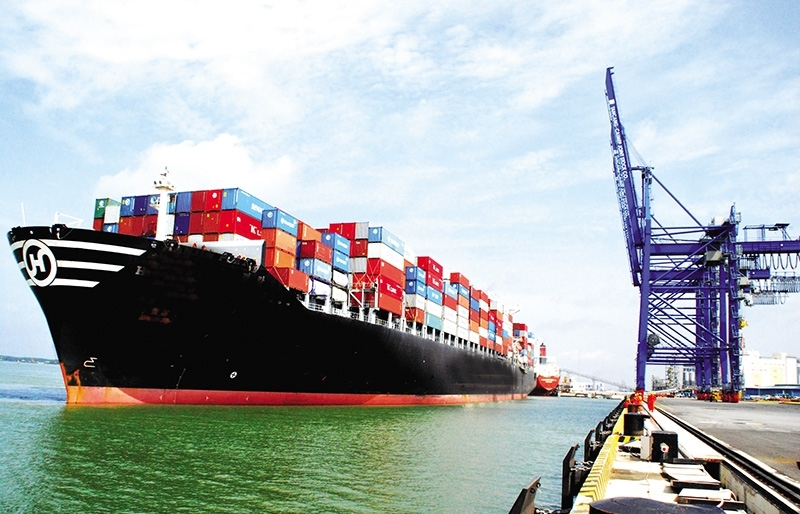 Building a global gateway for foreign trade in Mekong Delta