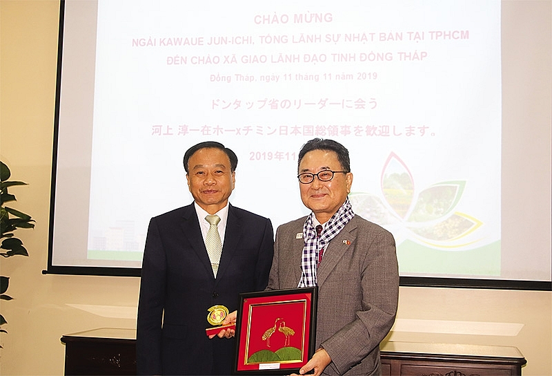 dong thaps sustainable agriculture