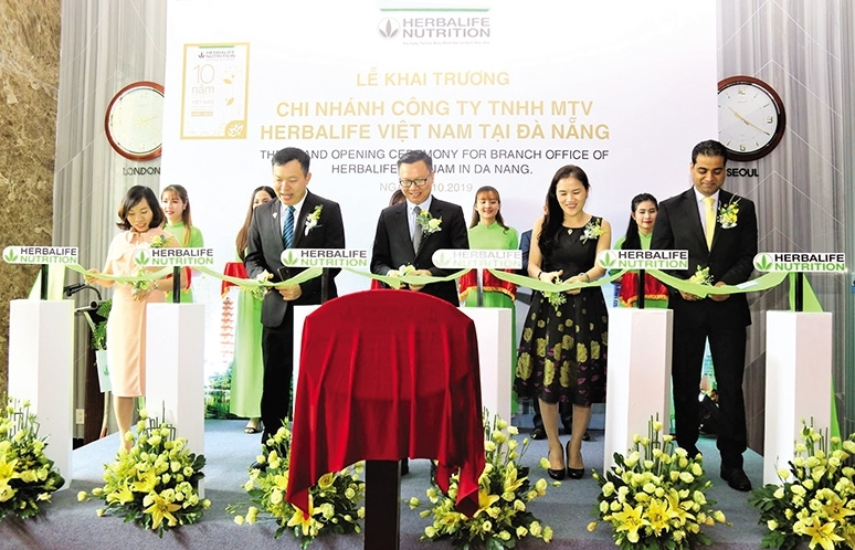 Herbalife Nutrition celebrates 10 years of sustainable growth in Vietnam
